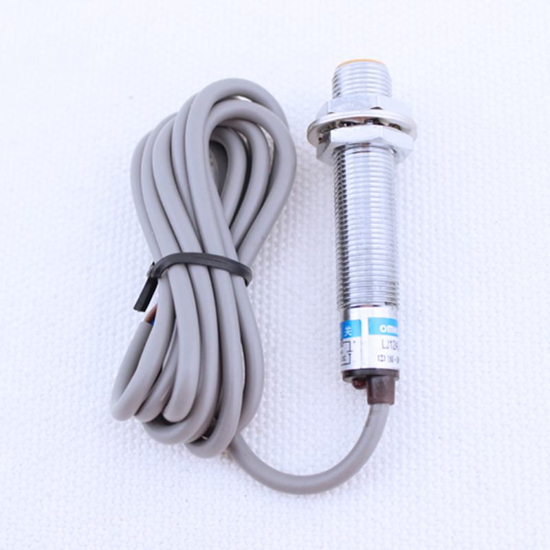 M12 2mm DC6~36V Cylinder Inductive Proximity Sensor Switch LJ12A3-2-Z/BX/AX/CX/BY/AY/CY/EX/DX 2/3/4-wire PNP/NPN NO NC 3wire diameter 6mm detection distance 2mm inductive proximity sensor pnp no dc6 36v proximity switch sensor switch lj6a3 2 z by