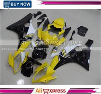 OEM Fitment Yellow ABS 06 R6 Fairings 07 For Yamaha YZF 600 Kit