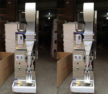 2-100g automatic Granules,Seed,Tea, sugar, salt packing machine with sealer
