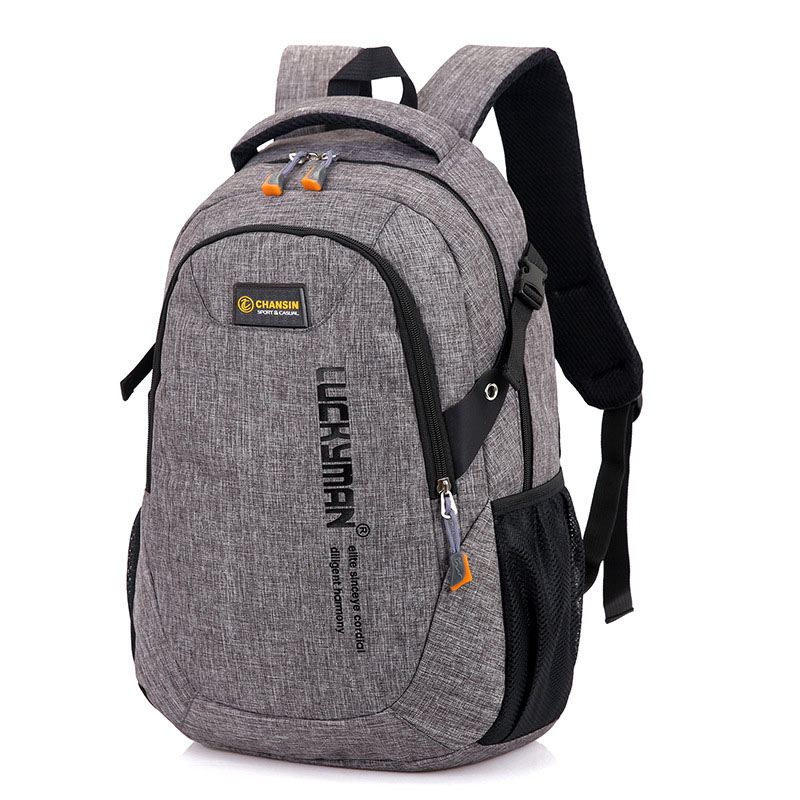 NEW Oxford cloth Backpack Large interface Casual Travel bags waterproof backpacks College Wind Student laptop bag black backpack backpack oxford cloth backpacks casual waterproof high capacity travel bags adolescent school bag student backpack laptop bags