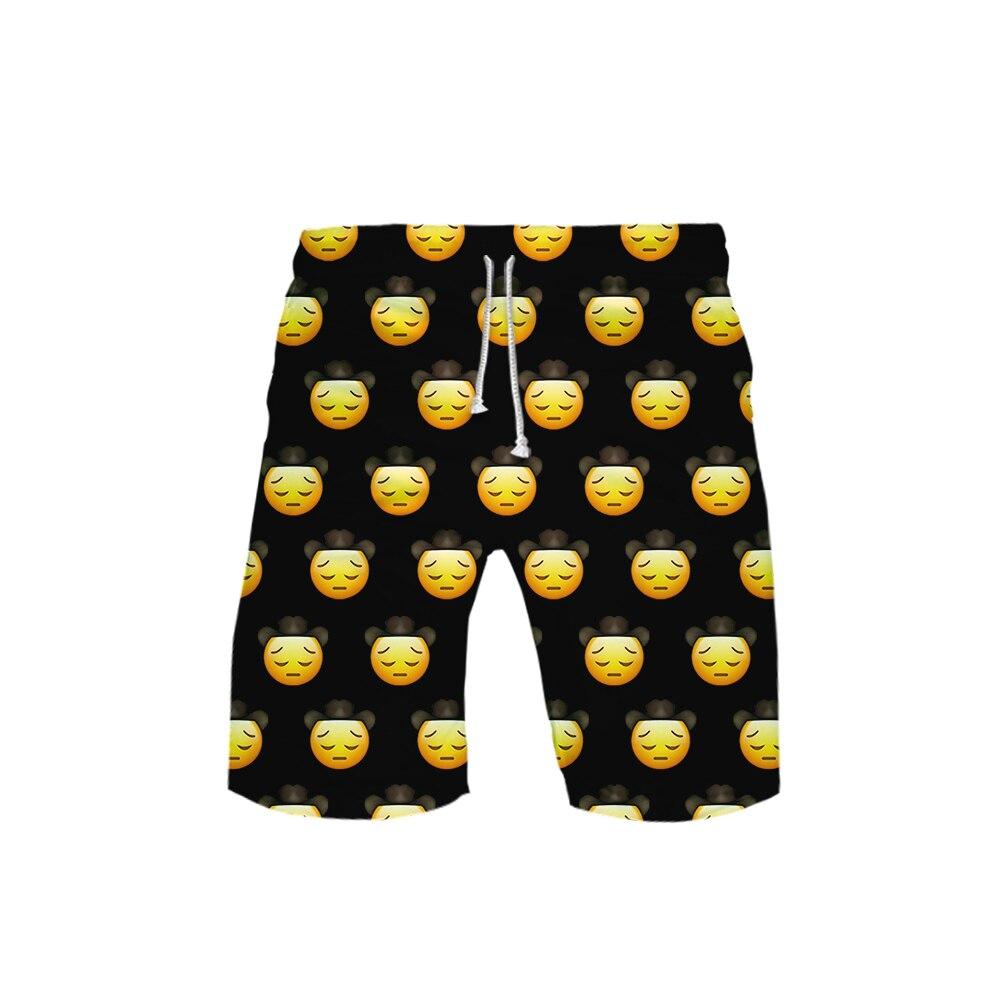 Hot Rapper Lil Nas X Beach Board Shorts 3D Men's Summer Casual Men Shorts Cute Print Lil Nas X Shorts Have Child Size