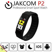 P2 JAKCOM Profissional Relógio Do Esporte como Relógios Inteligentes em android smartwatch relógio Inteligente g connectee montre