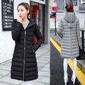 2016 New Winter Coat In The Long Section Of Female Fashion Ladies Slim Down Wholesale Silod Colour for Fashion Lady tops D651