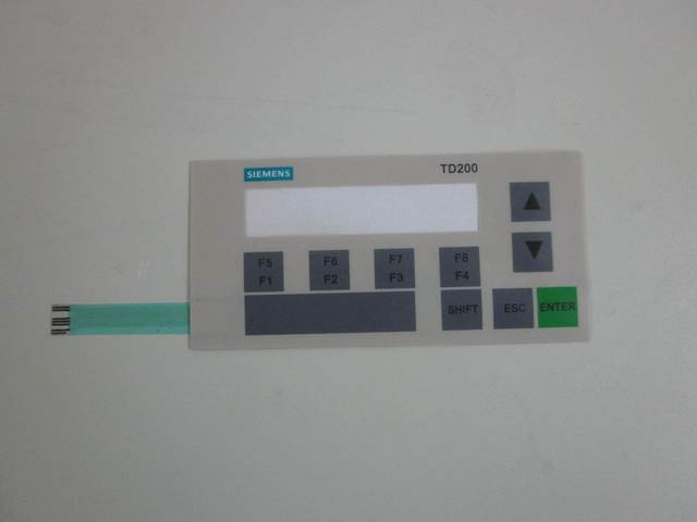 1 ШТ. Новый Мембранной Клавиатуры Панели Управления Защитная Пленка Для SMX Отображения Текста TD200 6ES7272-0AA30-0YA0 6ES7 272-0AA30-0YA0