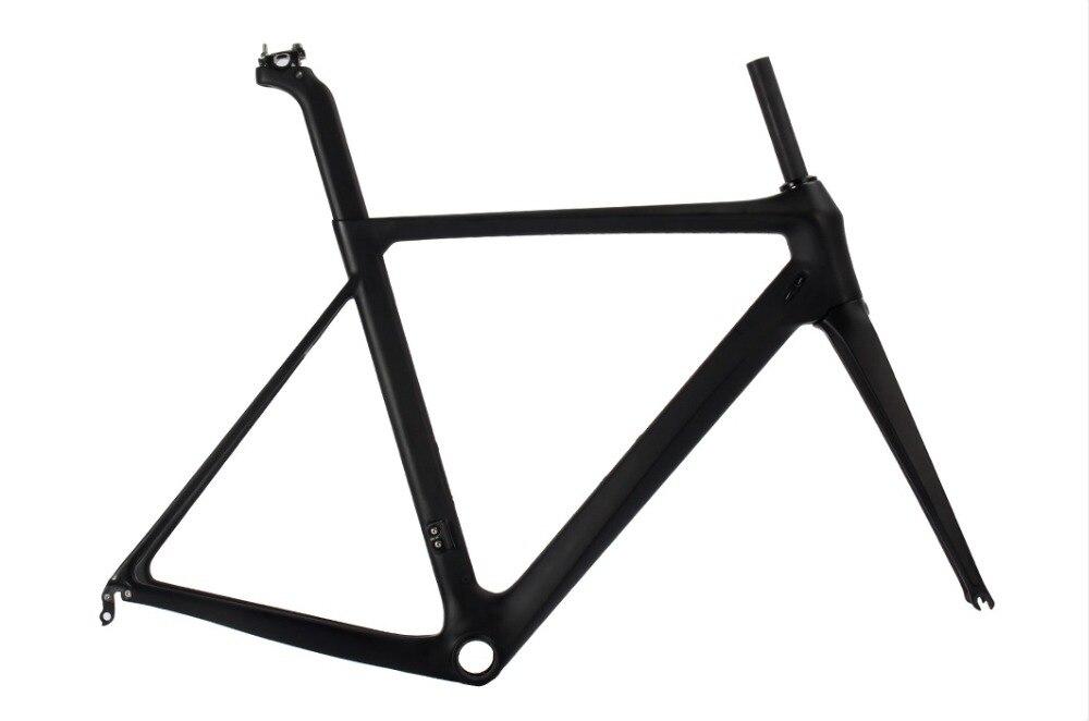 все цены на Super lightweight aero Carbon Road bike Frame T1000 Aero carbon fibre bicycle frame