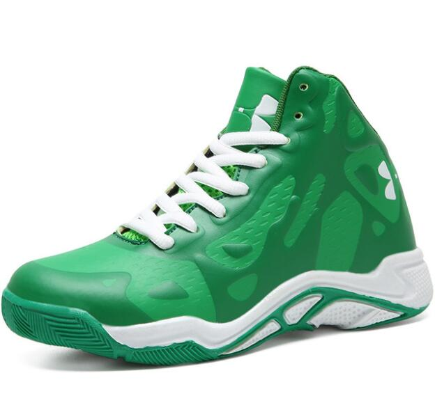 2019 New Air Sole Basketball Shoes For Kids Unisex Child Outdoor Sneakers Sports Shoe For Teenager Boys Girls Students Sneaker