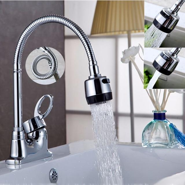 Deck Montiert Küche Badezimmer Basin Waschbecken Wasserhahn ...