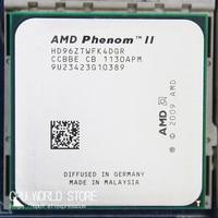 AMD Phenom II X4 960 T מעבד מעבד ארבע ליבות 3.0 Ghz/6 M/95 W שקע AM3 AM2 + 938 פין עבודה