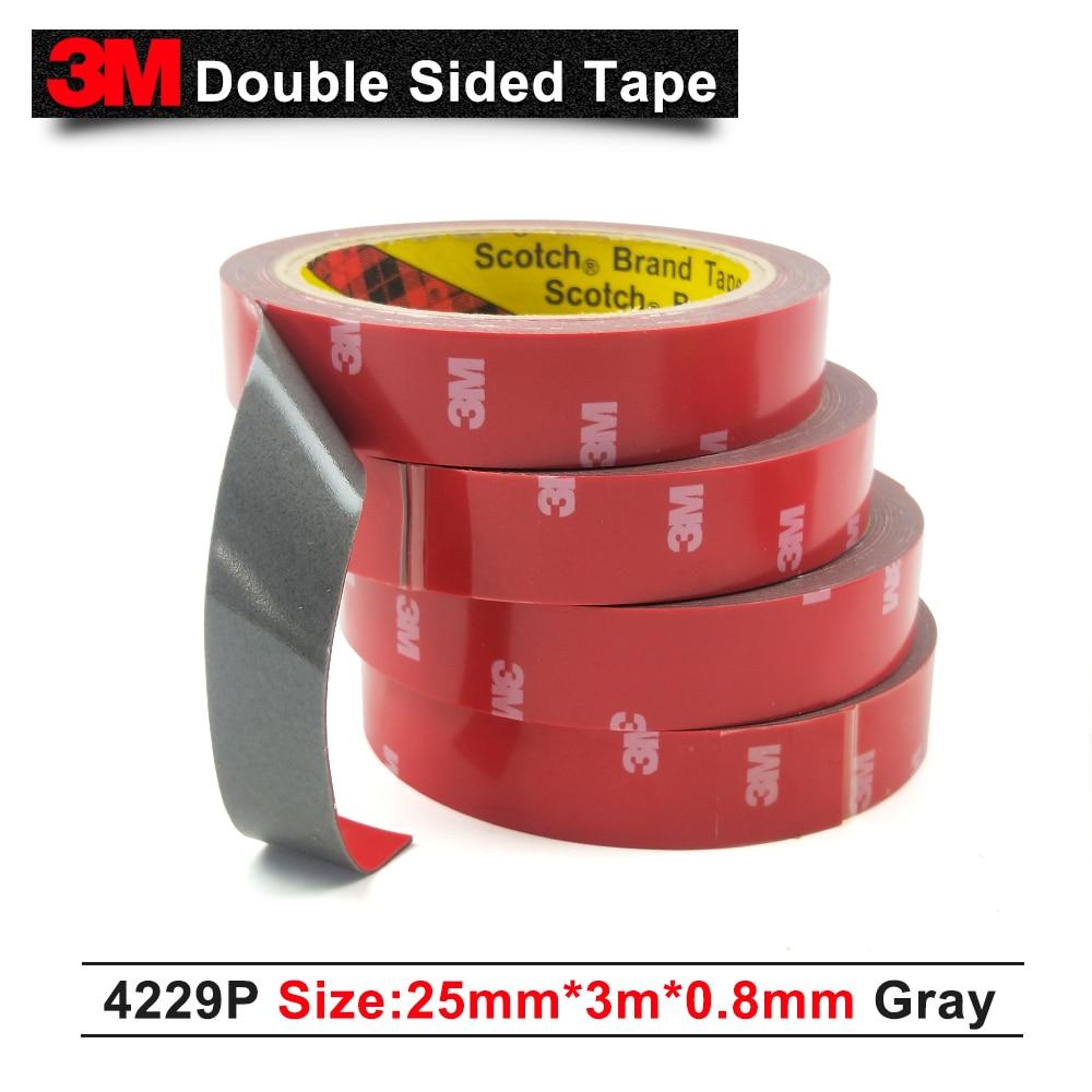 3M ™ SJ4570 Dual Lock ™ bajo perfil almohadillas adhesivas de Sujetador Tira//25mm