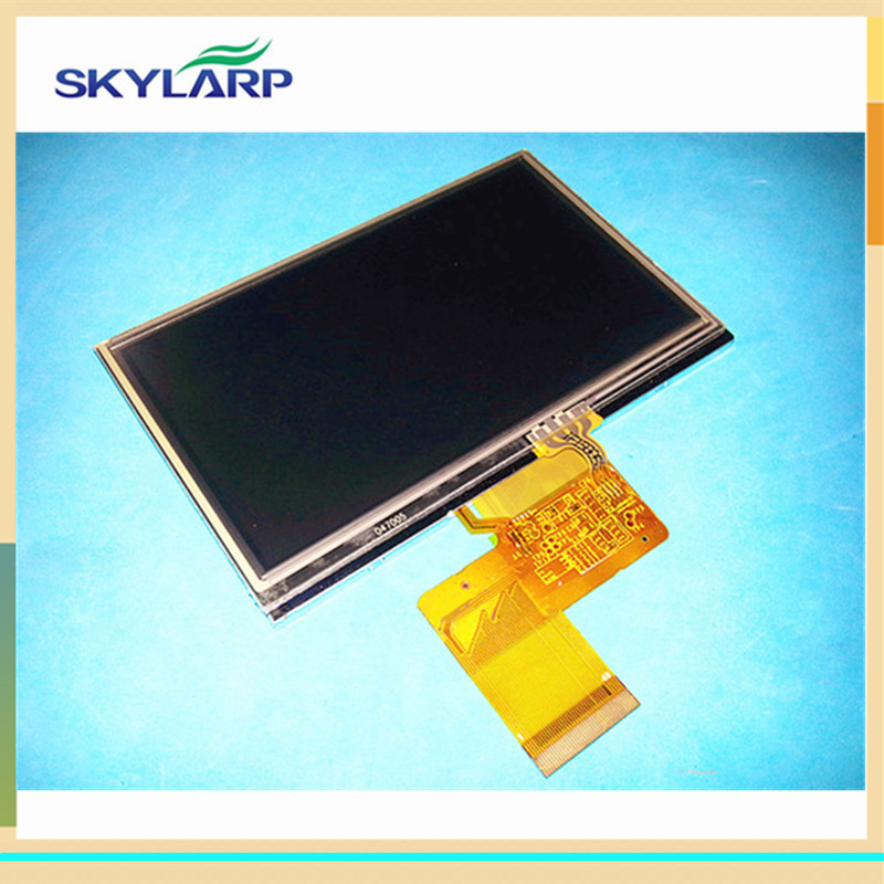 skylarpu 4.7 inch TFT LCD screen for TM047NBH01 display screen panel with touch digitizer Repair replacement lc150x01 sl01 lc150x01 sl 01 lcd display screens