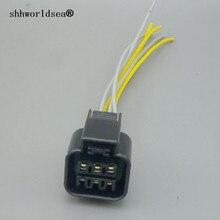 Shhworld Sea 1 шт. 6pin Автомобильные фары разъем для современных фары для KIA разъем PB625-06027