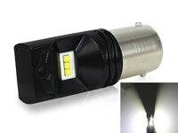 2Pcs H8 H4 H7 1156 1157 800LM 6000K 12V 24V Auto Car LED White Light Bulb