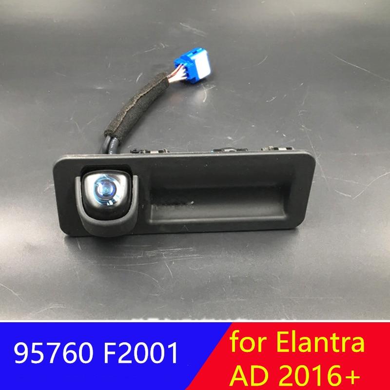 95760F2001 Genuine  Rear View Camera For Hyundai Elantra AD 2016-2019 95760-F2001