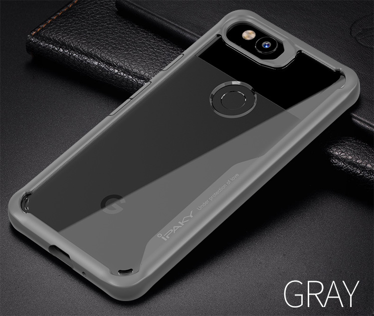 Case For Google Pixel 2 XL Case Pixel2 Cover Slim Transparent Coque For Google Pixel 2XL Silicone Shockproof Phone Cases
