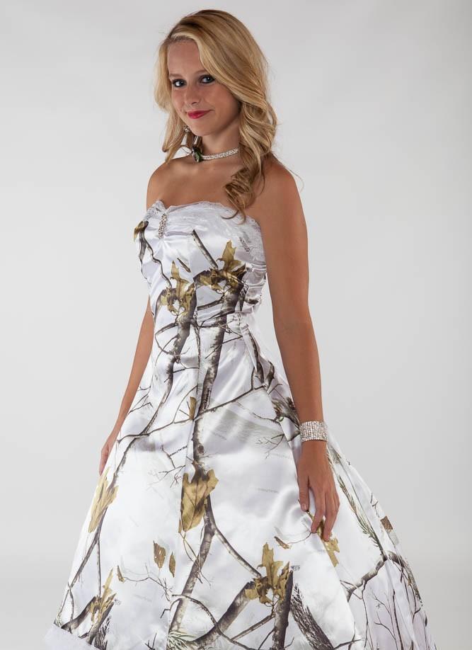 Exelent Realtree Prom Dresses Embellishment - Wedding Dress Ideas ...