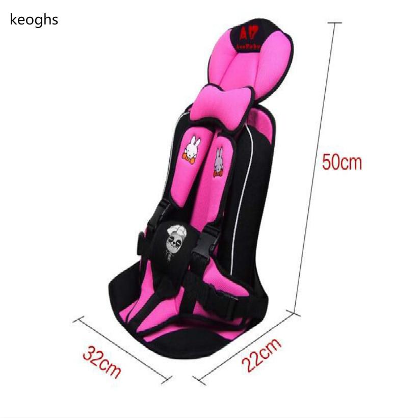 2-8years Car safety seat Baby Increased Seat kids seat boy girl Increased Seat Thickening sponge free shipping