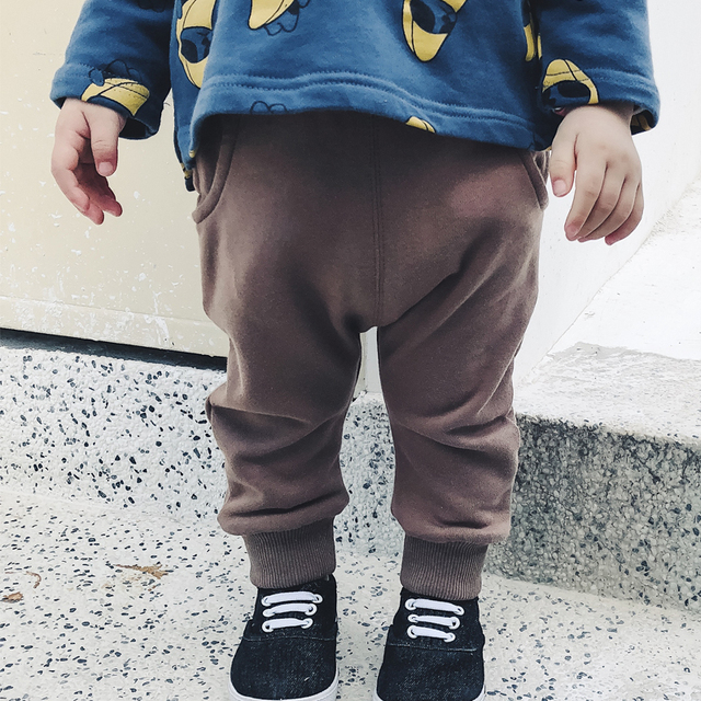Newborn toddler trousers