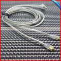 8 Core Earphone Upgrade Silver Plated Wire Replacement SE215 Cable with MIC for Shure SE215 SE315 SE425 SE846 SE535