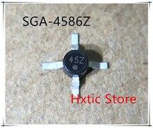 10PCS SGA4586Z SGA-4586Z SGA4586 SGA-4586 45Z SOT-86 IC