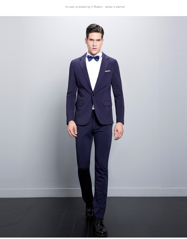 Aliexpress.com : Buy Fashionable Young Men Suits (Jackets Pants ...