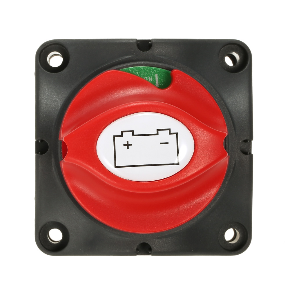 Car RV Boat Battery Selector Isolator Disconnect Rotary Switch Cut ON//OFF 600A