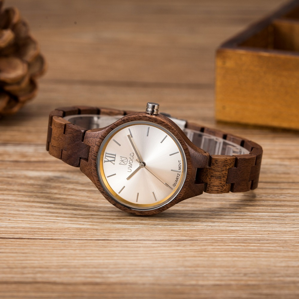 Drop Shipping 2017 Newest Hot Sell wooden Wristwatch Women Dress Watch Fashion Casual Designer Wood Watch Clock In Cheap Price free drop shipping 2017 newest europe hot sales fashion brand gt watch high quality men women gifts silicone sports wristwatch