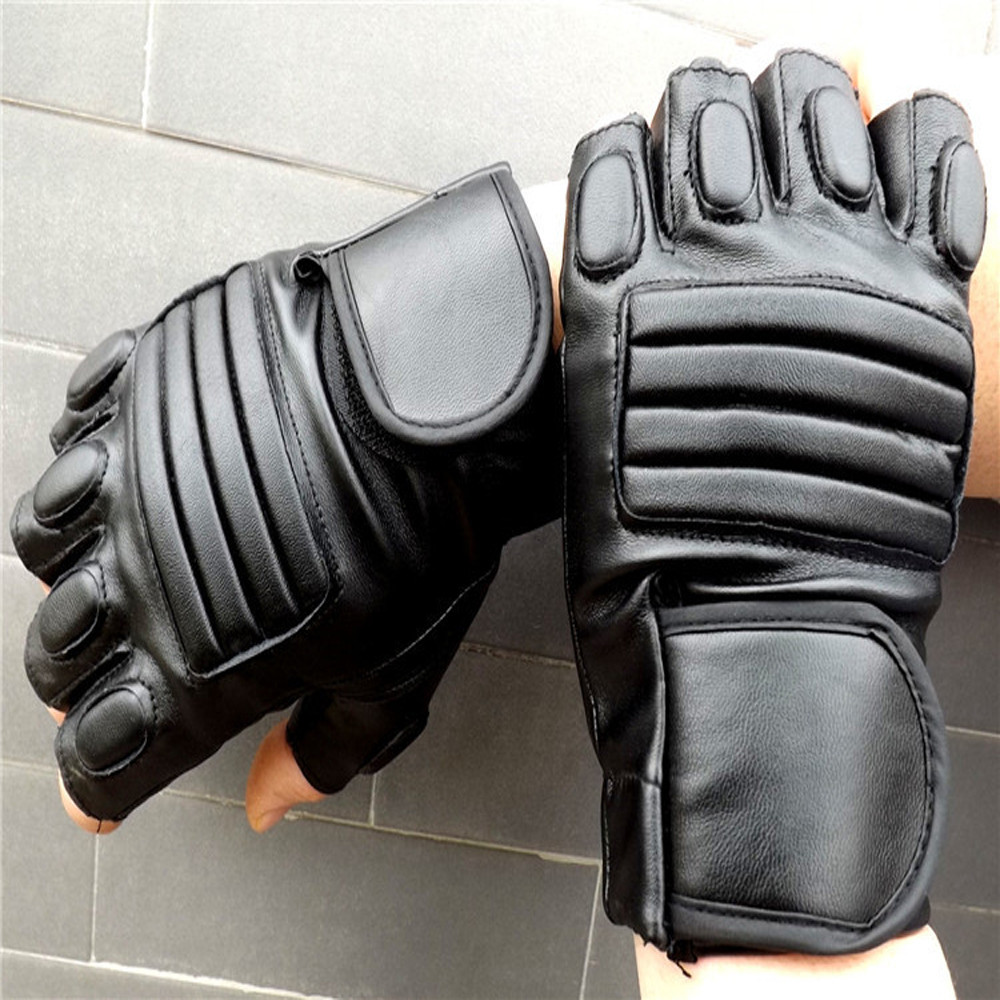 CARPRIE New Arrival Fashion Men Winter Leather Motorcycle Sports Outdoo
