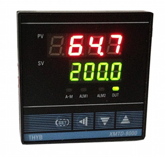 Intelligent temperature controller XMTD8008, a variety of signal input, 4-20mA output universal input pc programmable temperature head transmitter 4 20ma analouge output tmt902b