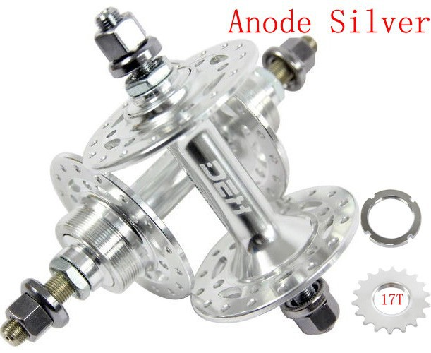 2015 NEW FIXED GEAR Bicycle Hubs 32 hole aluminum alloy Bicycle Hubs FREE SHIPPING