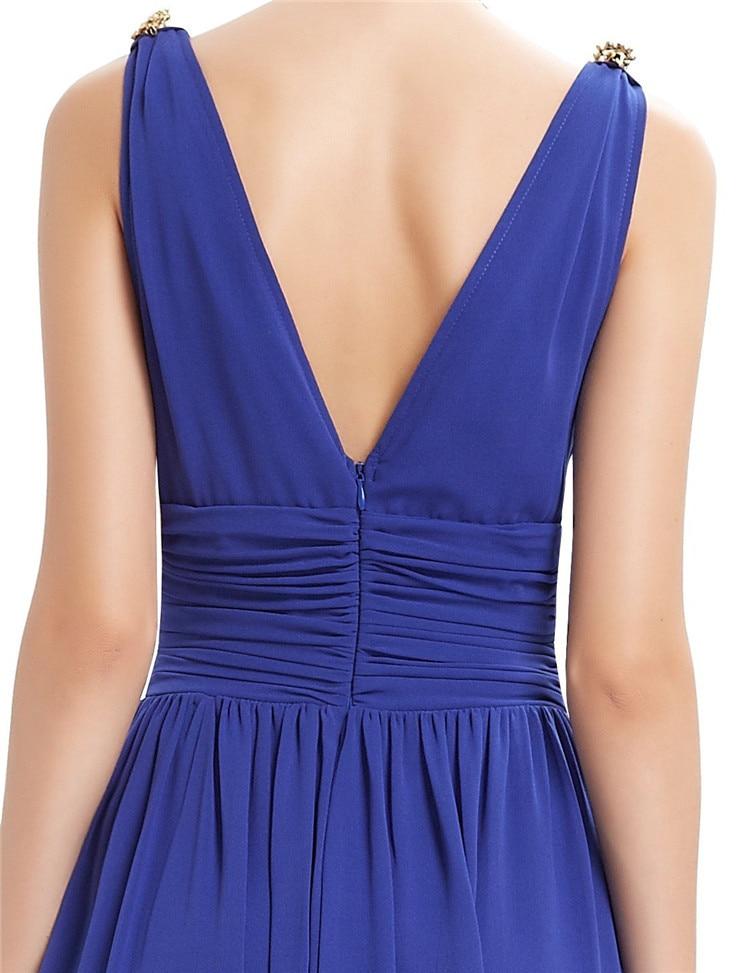 Lujoso Vestidos De Dama Azul Maxi Imagen - Ideas para el Banquete de ...