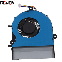 Brand New Laptop Cooling CPU FAN Repair Replacement for ASUS K501LX K501UX A501L V505L Cooler/Radiator