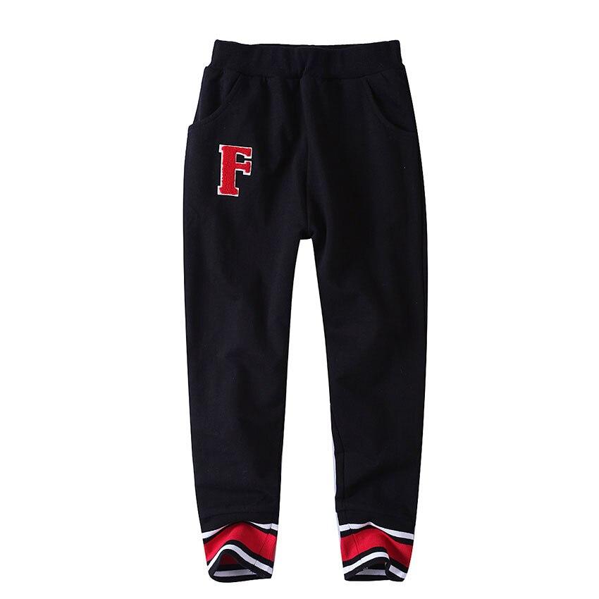 2018 Children fashion cotton leisure kids baby boys/girls joggers turnup trousers girls ruffle pants child kids pants