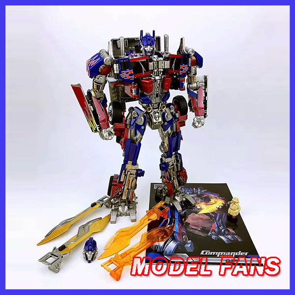 MODEL <font><b>FANS</b></font> Weijiang movie studio series SS05 SS-05 OP Oversize <font><b>Transformation</b></font> metal alloy parts Action Figure robot <font><b>toy</b></font> image