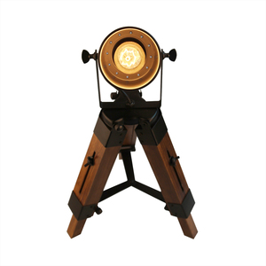 Image 2 - 로프트 테이블 램프 ascelina 미국 레트로 크리 에이 티브 led 데스크 램프 침실/거실/바/카페에 대 한 조정 가능한 빈티지 테이블 빛