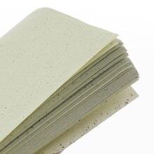 80 листов/упаковка папиросная бумага s зеленый чай макияж Очищающая впитывающая масло бумага для лица впитывающая промокание очищающие средства для лица