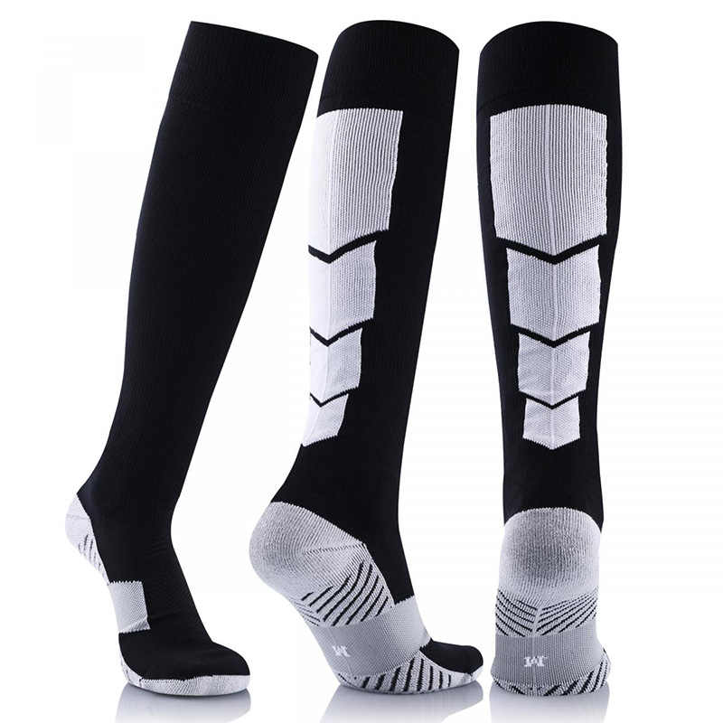fe720dc802 2018 New Hot Antifatigue Unisex Compression Socks Breathable Travel  Activities Fit for Nurses Sportsmen Flight Travel
