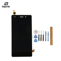 For Huawei P8 Lite LCD Display Touch Screen With Tools Glass Panel Accessories Phone Replacement For