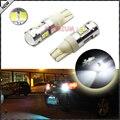 2 pcs Xenon Branco 2835-SMD SAMSUN'G T10 906 912 920 921 W16W Lâmpadas LED Para Backup Car Inverter Luzes Substituição