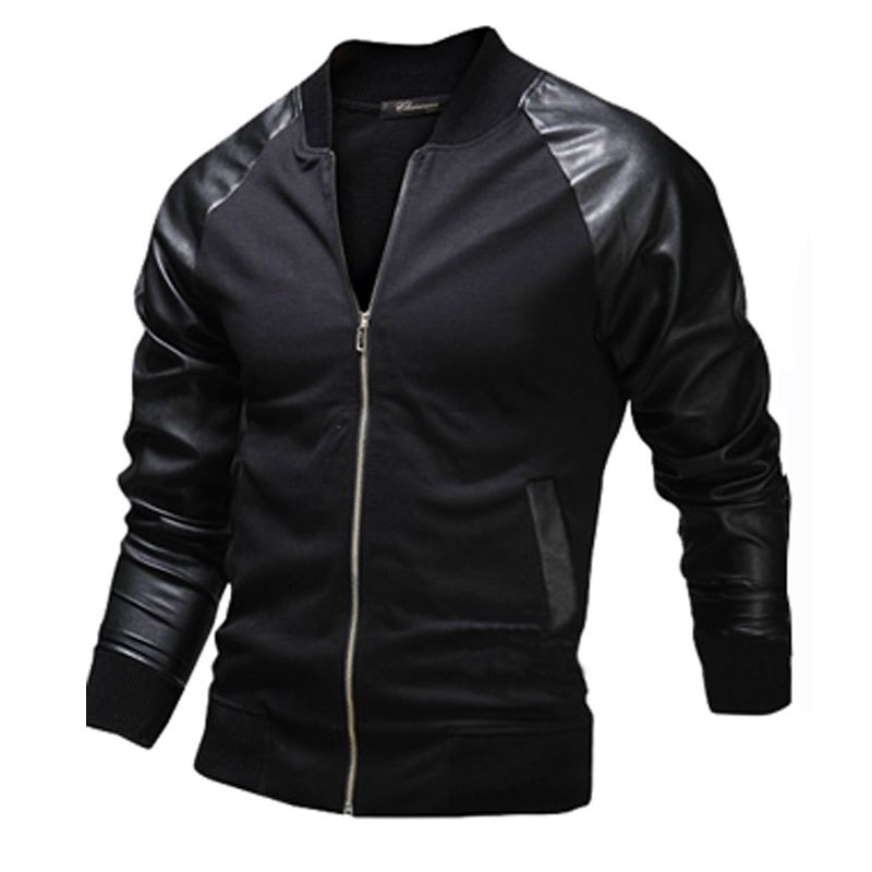 Popular Designer Leather Jackets for Men for Sale-Buy Cheap ...