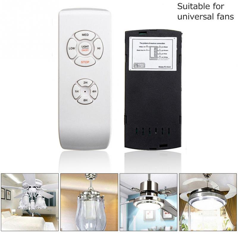 Universal Wireless Remote For Ceiling Fan and Lamp
