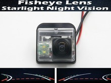 1080P Fisheye Lens Trajectory Tracks Car Rear view Camera For Mazda 6 2003-2013 CX-7 CX-9 2007 2008 2009 2010 2011 2012