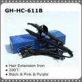 Retail Loof Temperature Control Black Color Fusion Hair Extension Iron/Contector GH-HC611B