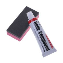 Car Scratch Repair Tool Auto Accessories Fix Car Wax Car Body Compound Scratch Repair Kits Auto Body Compound Care Set cheap NoEnName_Null Abrasives 00inch abrasive materials surface active agent filling agent Paint Cleaner
