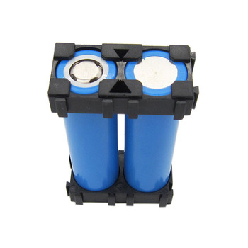 500pcs/lot 18650 Battery Holder Bracket ABS Material Anti Vibration Battery Spacers Holder combination fixed bracket tool