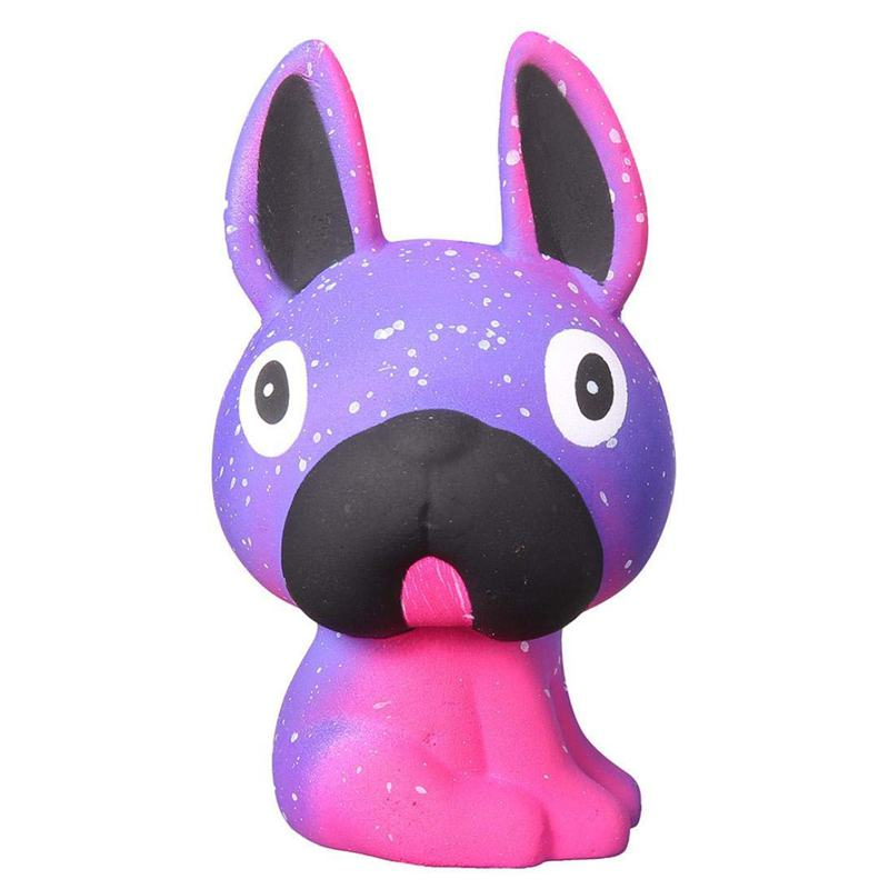 Temperature Color Change Slow Rising Scented Squeeze Toy Reliever Stress Gift