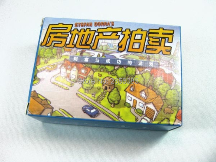 For Sale Card Game To Play On Board Or Table 3 6 Players Easy To
