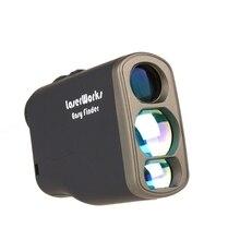 Wholesale prices 1000m 6X21 handheld laser rangefinder golf range finder speed detector distance meter telescope 0-300km/h speedmeter DR006