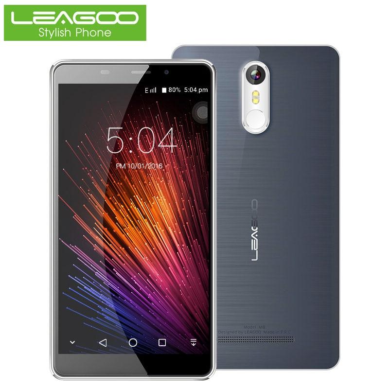 Leagoo Smartphone 5 7 HD IPS 1280 720 Android 6 0 Quad Core 2GB RAM 16GB