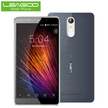 Leagoo Smartphone 5.7″HD IPS 1280*720 Android 6.0 Quad Core 2GB RAM 16GB ROM 3500mAh Battery 13.0 MP Fingerprint Mobile Phone