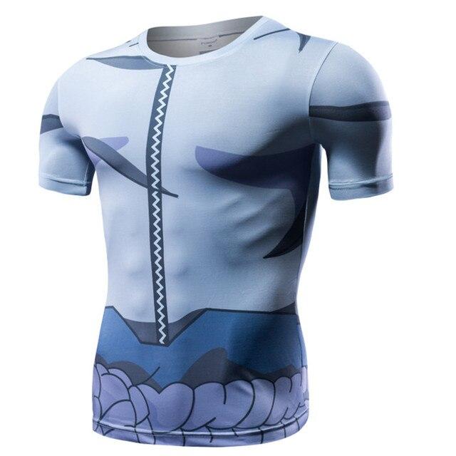 6f7895b4 New Anime Naruto 3D T-Shirt Men Cartoon T-Shirts Kakash O-neck Short Sleeves  Athletics Streetwear Crew Neck Hipster Tees Tops